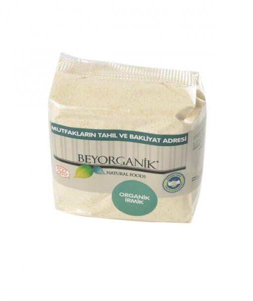 Bebek İrmiği (Organik İrmik - İnce) Beyorganik 1